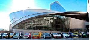 NASCAR Hall of Fame Tour and Lunch @ NASCAR Hall of Fame | Charlotte | North Carolina | United States